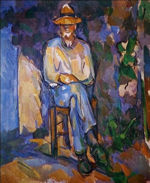 """Par qui a été peint """"Le Jardinier"""" ?"""