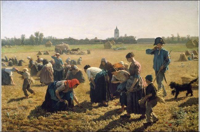 """À qui est la toile """"Le Laboureur et ses enfants"""" ?"""