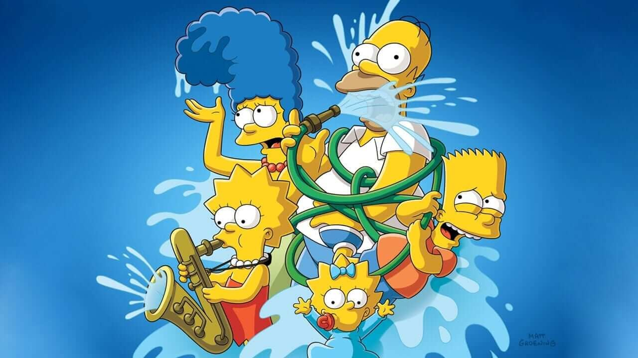 Quiz court sur ''Les Simpson'' !