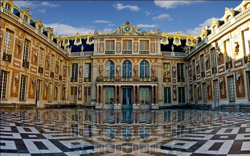 """Qui a composé les """"Divertissements royaux de Versailles"""" dont la célèbre """"Danse de Neptune"""" ?"""
