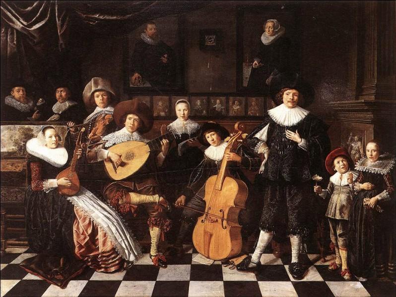 Quel évènement marque le début de l'époque baroque ?