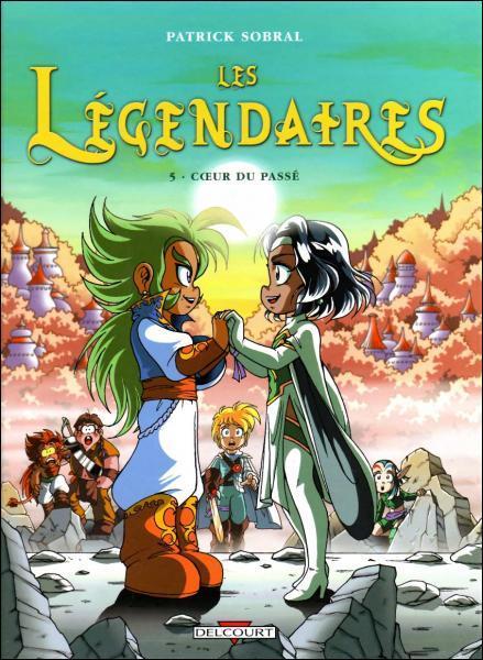 Dans cet épisode, où le Prince Halan conduit-il les Légendaires ?