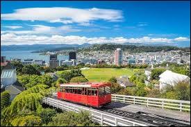 Wellington est la capitale située le plus au Sud.