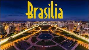 Brasilia est la capitale du Brésil.