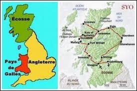 L'Écosse a pour capitale la ville de Glasgow.