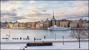Stockholm est la capitale du Danemark.