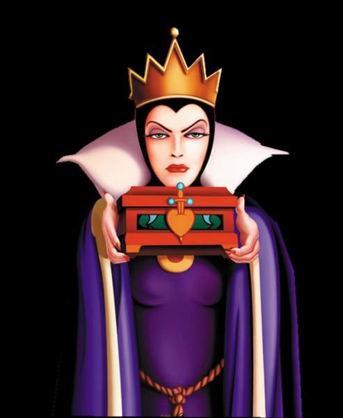 Quelles sont les 3 faces de la reine ?