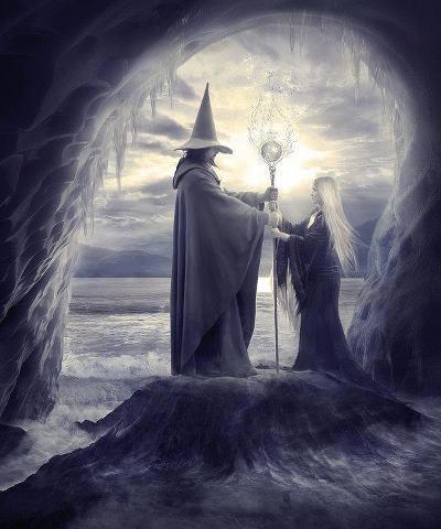 Quel type de sorcier/sorcière es-tu ?