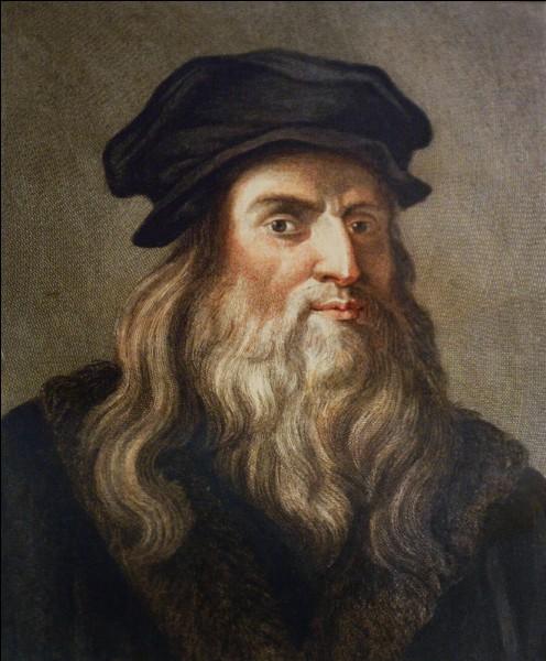 En quelle année est né Léonard de Vinci ?