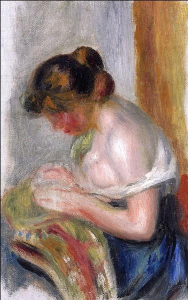 """Qui a peint """"La Couturière"""" ?"""