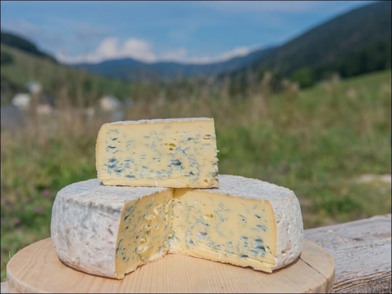 Quant au fromage, nous n'avons pas le choix, ce sera :