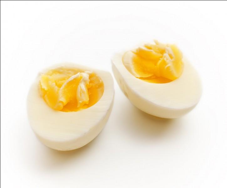 Ou en dernier recours, vous faire cuire un œuf (dur) !