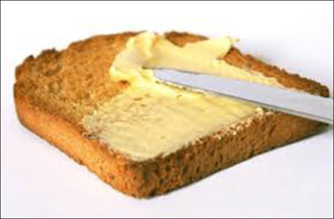Ensuite ils vont préparer une tartine de beurre !