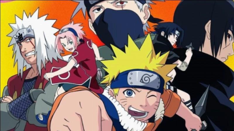 Tout le monde a déjà rêvé de devenir ninja, non ?En tout cas, c'est possible dans ce manga !