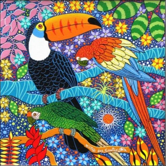 Quel est cet oiseau au bec surdimensionné et coloré ?