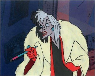 Qui incarne Cruella d'Enfer dans le film 'Les 101 Dalmatiens' ?