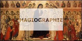 Quel est le genre du mot hagiographie ?
