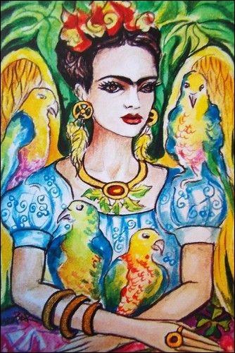 Qui fut l'amant de l'artiste Frida Kahlo, épouse du peintre mexicain Diego Rivera ?