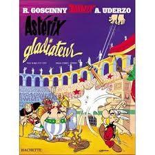Questions sur l'album 'Astérix Gladiateur'