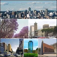 Cet état anglophone d'Afrique australe, dont la capitale est Harare, s'appelait auparavant la Rhodésie du Sud. C'est ...