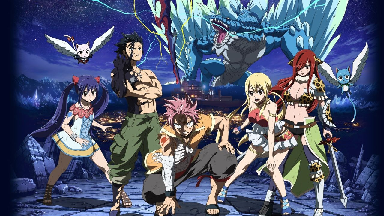 Quel dragon de 'Fairy Tail' es-tu ?
