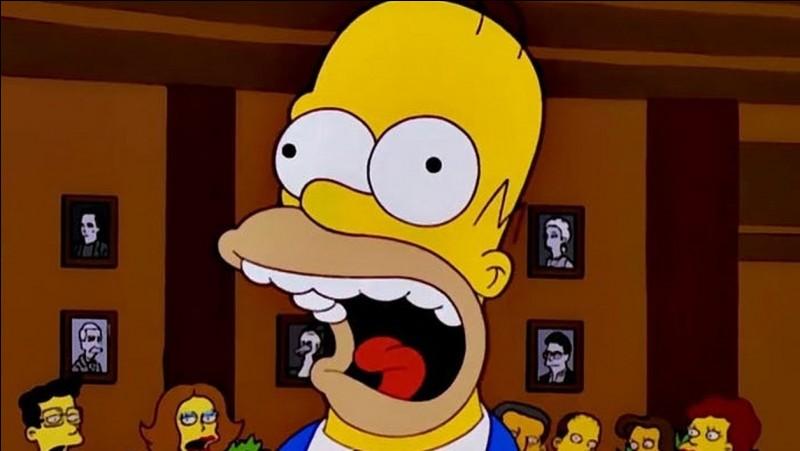 Qui sont les meilleurs amis d'Homer ?