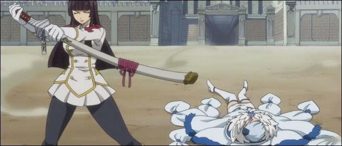 (Épisode 165)Quelles sont les conséquences de la défaite de Yukino face à Kagura ?(2 réponses)