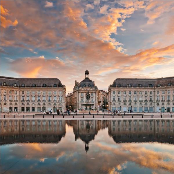 De quelle région Bordeaux est-elle le siège ?