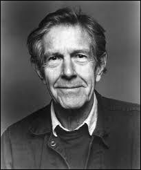 Ce compositeur de musique contemporaine expérimentale, connu également comme poète et philosophe, c'est ...