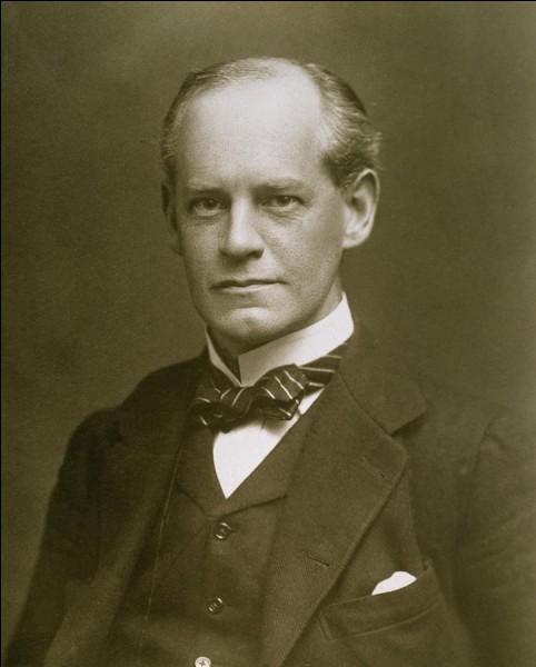 """Cet écrivain britannique, lauréat du Prix Nobel de littérature en 1932, auteur de """"The Forsyte Saga"""" (La Dynastie des Forsyte), c'est ..."""