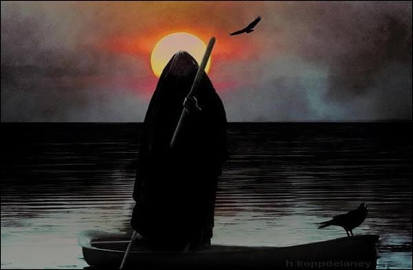 Le passeur Charon fera traverser les âmes pouvant payer ce fleuve de l'Enfer. Quel est-il ?