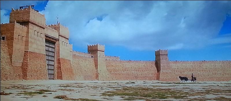 Apollon et Poséidon construisirent le mur de Troie. Pour quel roi ?