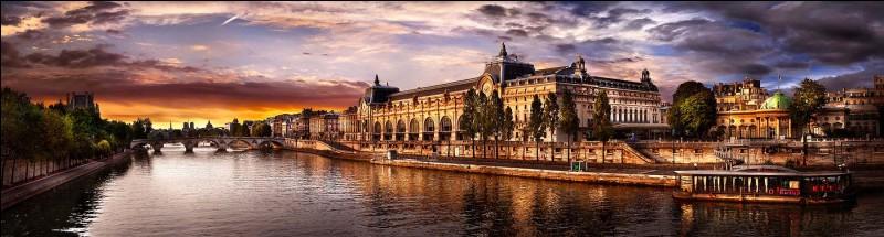 Le musée d'Orsay n'a pas toujours été un musée. Qu'était-il avant les années 80 ?