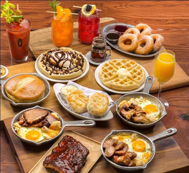 Quel est ton repas préféré de la journée?