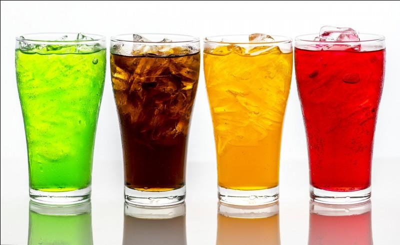 Quelle boisson tu aimes le plus ?