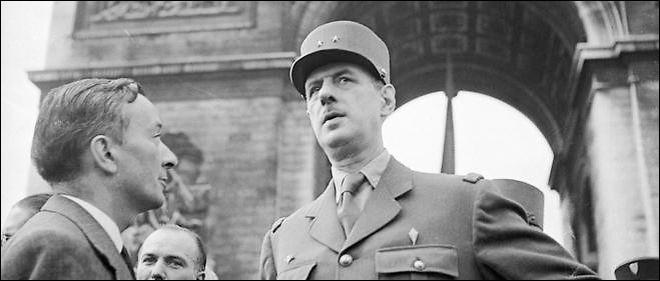 Mis à part de Gaulle, quels furent les deux autres chefs du gouvernement provisoire après la Seconde Guerre mondiale ?