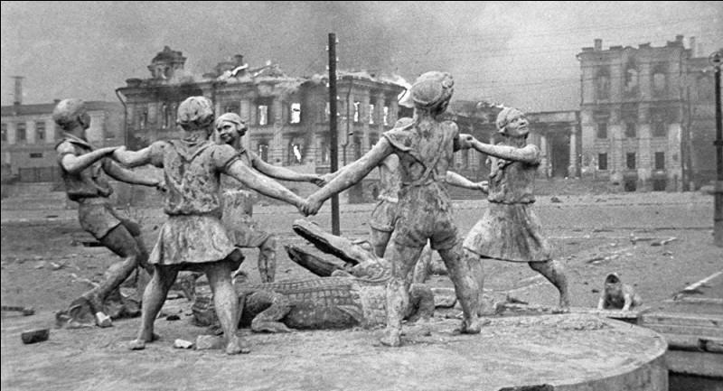 La Seconde Guerre mondiale (1)