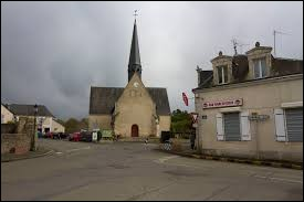 Commune Sarthoise, dans la région naturelle du Perche, La Chapelle-Saint-Rémy se situe en région ...