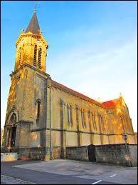 Nous sommes dans le Grand-Est, devant l'église Saint-Jean-Baptiste des Étangs. Village du pays Messin, il se situe dans le département ...