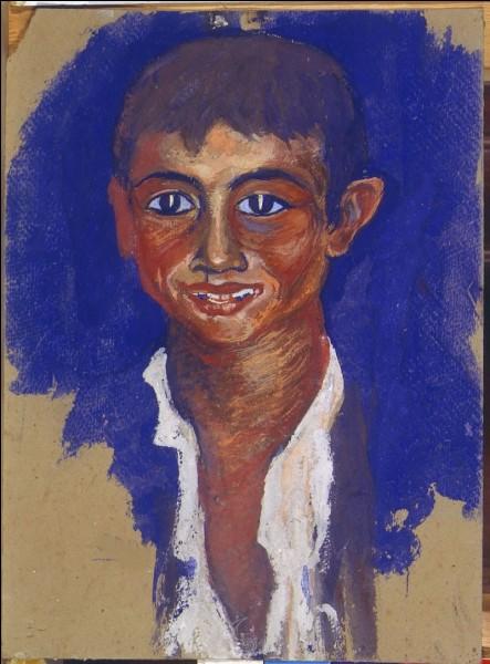 """Qui a fait le """"Portrait d'un gitan"""" ?"""