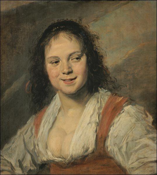 """Qui est le peintre de """"La Gitane"""" ?"""