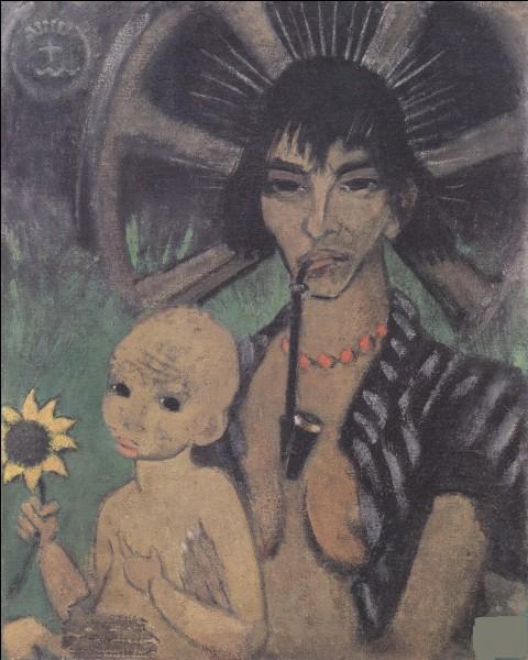 """Qui est le peintre de """"La Madonne bohémienne"""" ?"""