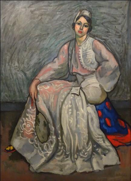 """Qui a peint """"La Gitane"""" ?"""