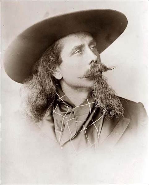 Qui a popularisé le Far West en Europe avec son Wild West Show ?