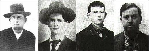 Quels étaient les prénoms des frères Dalton ?
