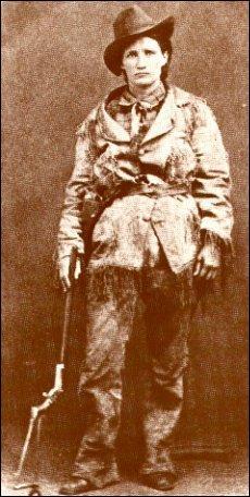Sous quel surnom connaît-on mieux l'aventurière Martha Jane Canary ?