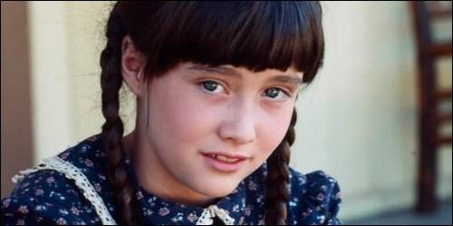 Qui interprète le rôle de Jenny Wilder, la nièce d'Almanzo ?