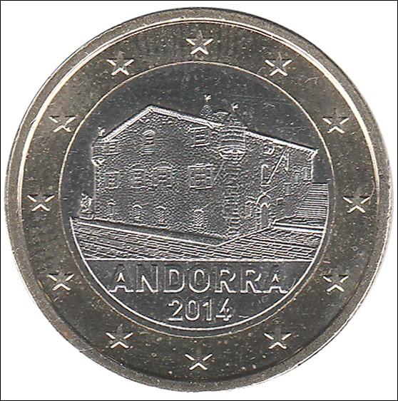 Quelle est la monnaie officielle de la principauté d'Andorre ?