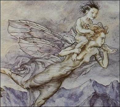 Dans la légende irlandaise, les fées ne supportent pas de garder des êtres difformes auprès d'elles. Elles enlèvent de beaux bébés humains qu'elles remplacent par leurs enfants malades. Comment appelle-t-on ces créatures féeriques échangées ?