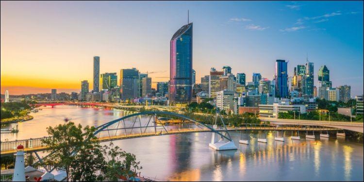Quelle ville se trouve en Australie ?